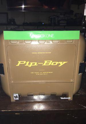 XBox One fallout 4 Pip boy bnib for Sale in Phoenix, AZ