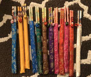 Chopsticks Set of 12 for Sale in Glendora, CA