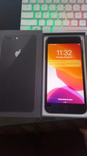 iphone 8 plus 256gb unlocked for Sale in Clancy, MT