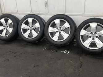 """18"""" MDX RIMS AND TIRES for Sale in West Orange,  NJ"""