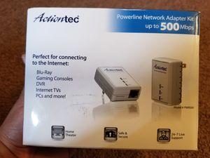 Powerline Network Adapter Kit for Sale in Kentwood, MI