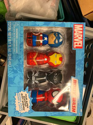Marvel body wash set for Sale in Industry, CA