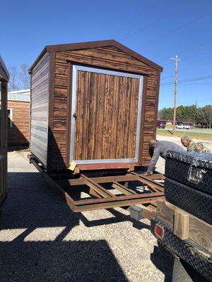 We move,buy,&sell sheds handi house Jonesboro ga 30236 moves starting at $275.00 for Sale in Jonesboro, GA