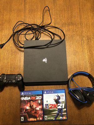 PS4 Slim Bundle for Sale in San Diego, CA