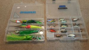 Fishing Lures & Reels for Sale in Raleigh, NC