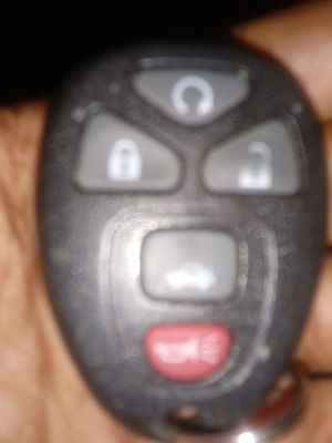 Gm 4 Button Key Fob for Sale in Nashville, TN