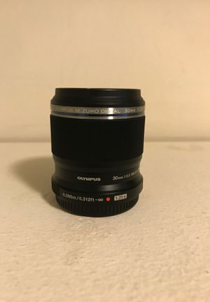 Olympus camera lens for Sale in Alexandria, VA