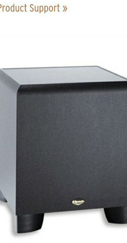 Klipsch KSW-12 Subwoofer for Sale in Benicia,  CA