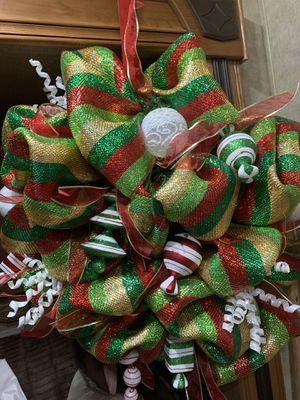 Custom Christmas Wreath- Houston for Sale in Houston, TX