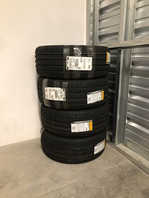 4 Pirelli tires 275/35/22 for Sale in San Diego, CA