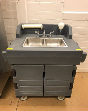 Restaurant Equipment- Mobile Hand Sink Cart for Sale in Lexington, KY