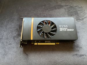 EVGA GeForce GTX 560 for Sale in Galloway, OH