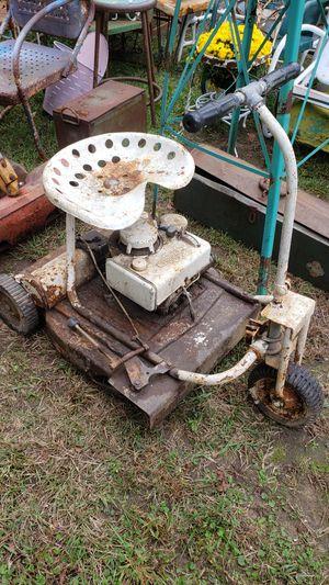 Vintage mowers for Sale in Garner, NC