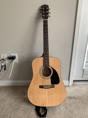 Fender FA-100 Acoustic Guitar for Sale in Englewood, CO