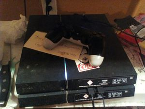Ps4 with turtle Beach headset no working disc.drive for Sale in Sheridan, CO