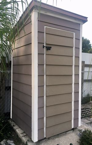 Outdoor Storage Shed for Sale in Belle Isle, FL