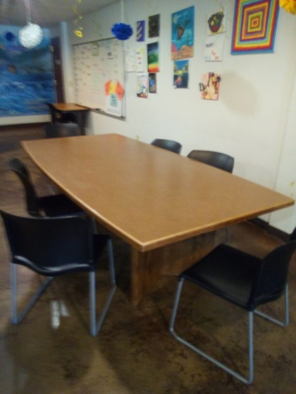 Conference Table (8ft)
