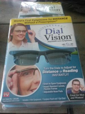 Dial vision you will be able to see today for Sale in Gretna, LA