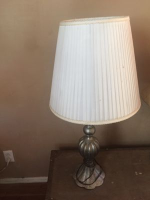 Antique Lamp $10 obo for Sale in Long Beach, CA