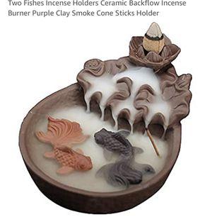 New ceramic Backflow Incense Holder / Burner for Sale in Port St. Lucie, FL