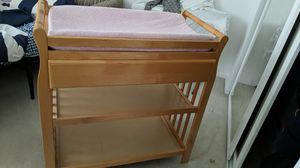 Baby changing station table for Sale in Tacoma, WA