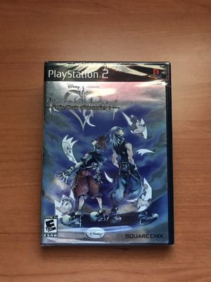 Kingdom Hearts re:Chain of Memories Sealed FIRST PRINT (PS2 Playstation 2) for Sale in Oakland, CA