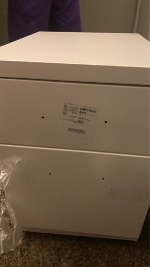 Filing cabinet for sale with lock and handles brand spanking new for Sale in Federal Way, WA