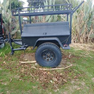 offroad trailer. project. for Sale in Riverside, CA