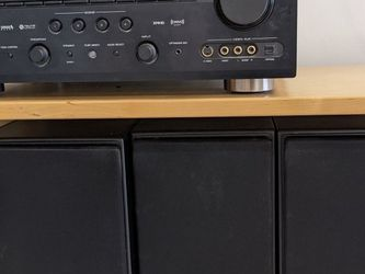 Emotiva Audiophile Quality 5.1 Speakers, Receiver and Klipsch Subwoofer for Sale in Mountain View,  CA
