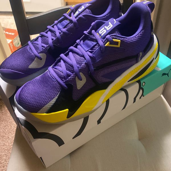 Puma RS Dreamer lakers Size 10