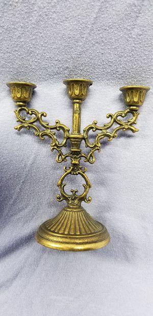 Vintage Candelabra Candlestick Holder for Sale in Houston, TX
