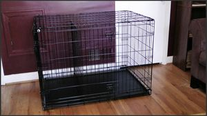"""""""42 inch Large Dog Crate for Sale in Santa Ana, CA"""