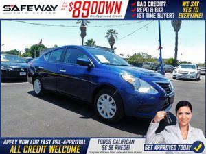 2018 Nissan Versa Sedan for Sale in Santa Ana, CA