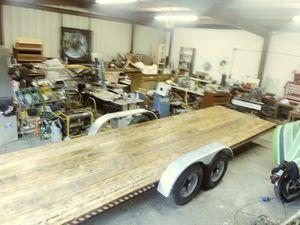 28' trailer flat bed/car hauler for Sale in Lakeland, FL