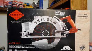 "SKILSAW Sasquatch 10-1/4"" Magnesium Circular Saw for Sale in Modesto, CA"