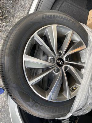 Brand new Tires and Rims, USV Santa Fe 2020 for Sale in Hialeah, FL