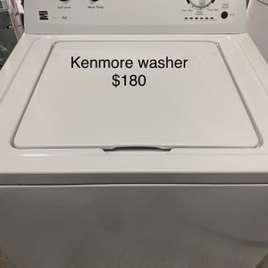 Kenmore Washer for Sale in Homestead, FL