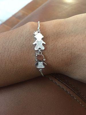 Bracelet Boy & Girl charm for Sale in Lake Elsinore, CA