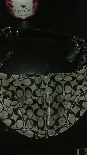 Coach over the shoulder bag for Sale in Arvada, CO