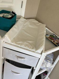 Diaper Changing Station- Corner Storage Unit for Sale in San Jose,  CA