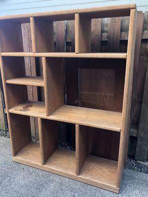 Shelves. Bookshelf. Entertainment Center for Sale in Canby, OR