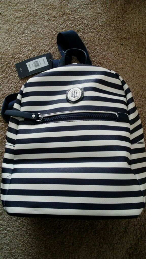 Tommy Hilfiger women's backpack/ purse