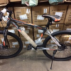 """29"""" Mountain Bike Brand New. 21 Speed With 2 Disc Brakes And Front Fork Suspension. Large Frame 29"""" Bicycle for Sale in Los Angeles, CA"""
