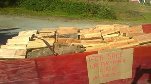 Firewood for Sale in Stanwood, WA