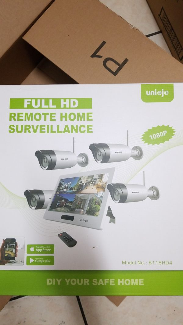 Uniojo Surveillance System