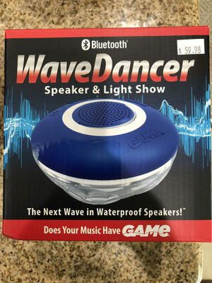 Pool Hot Tub Jacuzzi Bluetooth Speaker LED Light Show for Sale in Hemet, CA