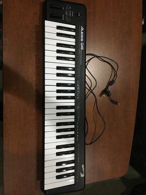 Alesia Q49 Midi Keyboard for Sale in San Diego, CA