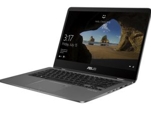 """ASUS 14"""" ZenBook Flip 14 UX461 Multi-Touch 2-in-1 Laptop for Sale in Morehead City, NC"""