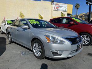 🔺'15 Nissan Altima SILVER🔺 for Sale in Chula Vista, CA