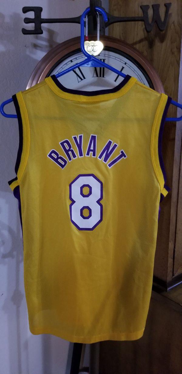 Kobe Bryant Lakers youth Jersey